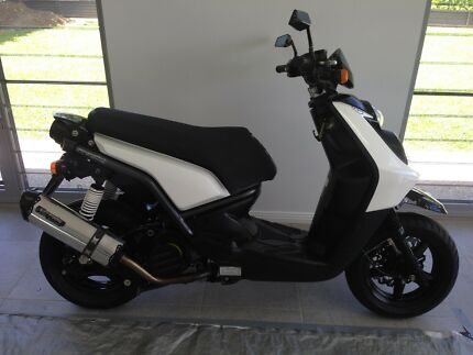 YAMAHA BWS 155 PERFORMANCE SCOOTER