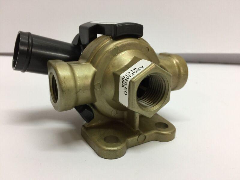 Safety Relief Brake Valve 12378688 Spicer M939 5-Ton