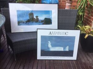 A PAIR OF FRAMED PRINTS $30 FOR THE PAIR LOCATED IN BENTLEIGH
