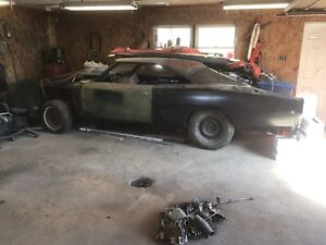 1968 Dodge Charger RT project