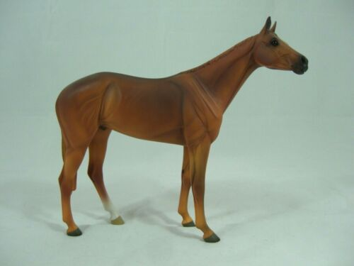 "Sandicast Thoroughbred Horse Statue ""Original"