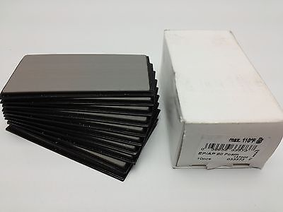 Colop Rubber Stamp Blank For Co2 Laser Engraving Machine Epap 60 Foam Lot Of 10