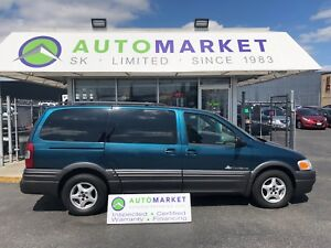 2003 Pontiac Montana FINANCING FOR ALL CREDIT TYPE'S!