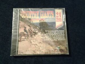 country giants volume two cd( new & sealed