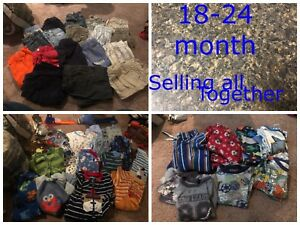 18-24 baby boy clothes