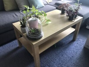 Ikea Lack Coffee Table, Side Table and Desk