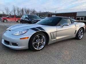 2010 Chevrolet Corvette Grand Sport ** RECENT TRADE, Low K **