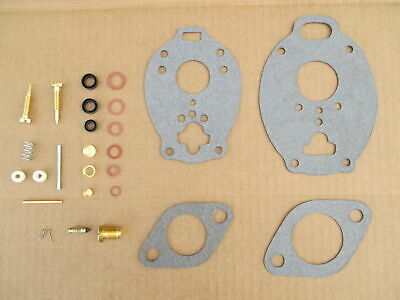 Carburetor Rebuild Kit For Minneapolis Moline 335 Bf Bg Industrial Rti Zti R Rt