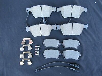Bentley Continental GT GTC Flying Spur Front Rear brake pads OE FORMULATED