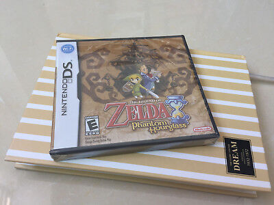 Brand New The Legend of Zelda: Phantom Hourglass