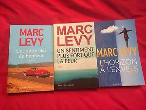 Romans de Marc Lévy