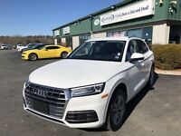 2018 Audi Q5 2.0T Komfort CLEAN CARFAX/LEATHER/BACK-UP CAM/QU... Dartmouth Halifax Preview