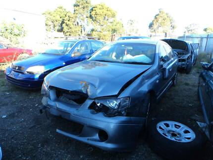 WRECKING / DISMANTLING 2003 FORD FALCON XR6 North St Marys Penrith Area Preview