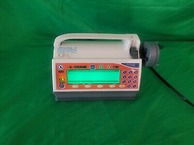 Smiths Medical Medfusion 4000 Infusion Syringe Pump