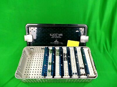 Alphatec Spine Illico Mis Posterior Fixation System Impants-cannulated Screws 2