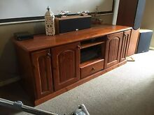 Tv cabinet Pine Mountain Ipswich City Preview