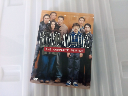 freeks and geeks dvd