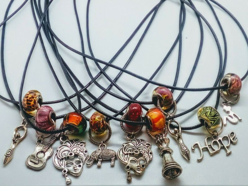 Wholesale necklace lots new shipping 12 necklaces assorted mixed lots USA