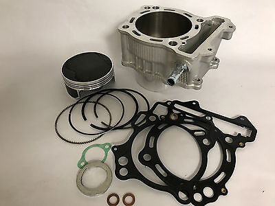 LTZ400 LTZ 400 Z400 KFX 94mm 94 Mil +4 434 Big Bore Cylinder Top End Rebuild Kit
