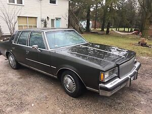 1984 Buick Regal V8 305 - One Owner
