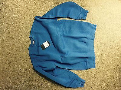 Sweatshirt A-CODE königsblau Gr. L BASECAMP