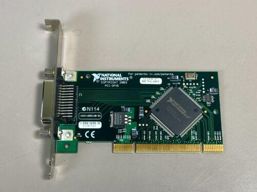 NATIONAL INSTRUMENTS PCI-GPIB  IEEE 488.2 CARD 188513B-01