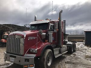 camion kenworth t-800
