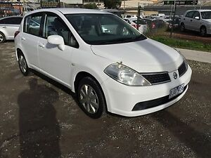 2006 Nissan Tiida Hatchback Ferntree Gully Knox Area Preview