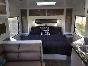BRILLIANT 23' -2017 Diamond Caravans Somerton Hume Area Preview
