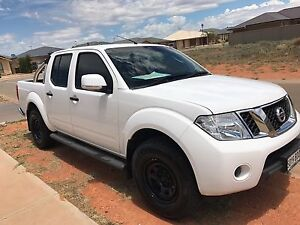 2014 D40 Navara Whyalla Jenkins Whyalla Area Preview