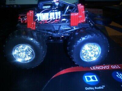 "Hot Wheels Monster Jam ""Time Flys""1/64 PICKUP Truck xlnt Condition"