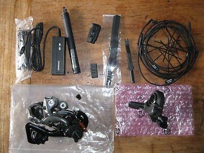 Schaltwerke Radsport Shimano Xtr Di2 SM-FD905-H Front Umwerfer Adapter Hohen Klemme
