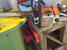 Chainsaw Stihl 380 Como South Perth Area Preview