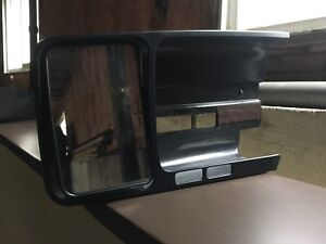 2009-14 F150 SLIDE ON TOWING MIRRORS