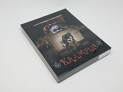 Krampus Blu Ray Steelbook Full Slip Filmarena Collection Fac  49 Czech Republic