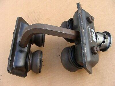 Cm Series 632 1 Ton I Beam Chain Fall Hoist Crane Trolley