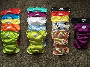 Applecheeks Size 1 bundle