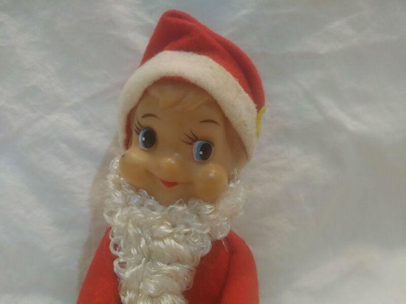 Vintage Elf Pixie Christmas Knee Hugger