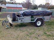 Cougar camper trailer West Wodonga Wodonga Area Preview