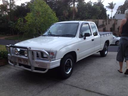 2001 Toyota Hilux Nerang Gold Coast West Preview