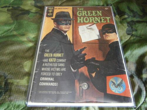GREEN HORNET #1 Bruce Lee 1966 Gold Key Comics photo cover!