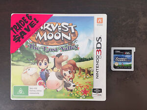 3DS harvest moon and Xenoblade Toowong Brisbane North West Preview