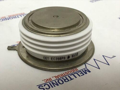 EE Tech SCR Thyristor EC398PB, 650 A,1200 V, tq 40 ,  Inverter & Chopper Applic.