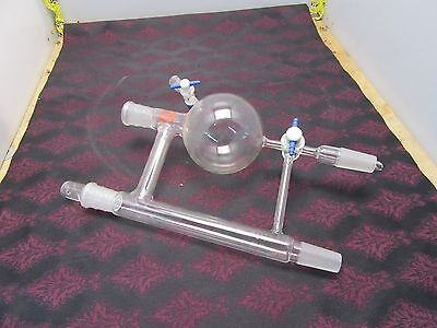 Aldrich Lab Glassware Solvent Distillation Head 23-l