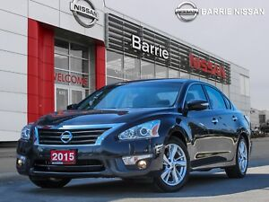 2015 Nissan Altima 2.5 SL LOW MILEAGE, SMOOTH DRIVE