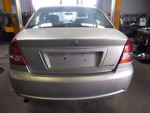 HOLDEN VZ COMMODORE EXEC- 10/2005-SEDAN-AUTO-6 CYL-SILVER Wingfield Port Adelaide Area Preview