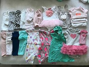 Newborn baby girl clothes bundle 0000 Landsdale Wanneroo Area Preview
