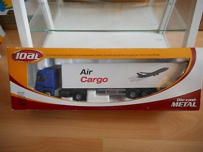 Joal Mercedes Actros 1840 Air Cargo in Blue/White on 1:50 in Box Ref: 360