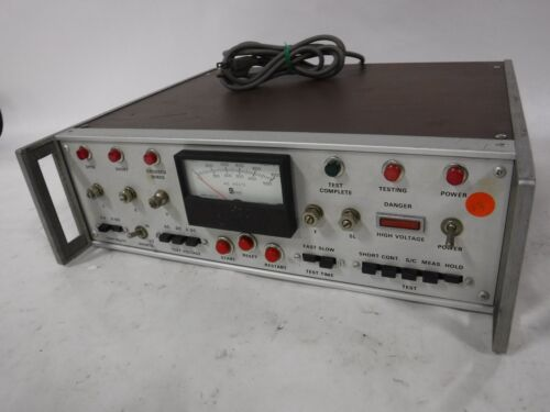 Used Glenair Model 2000 High Voltage Cable Tester 3E-1