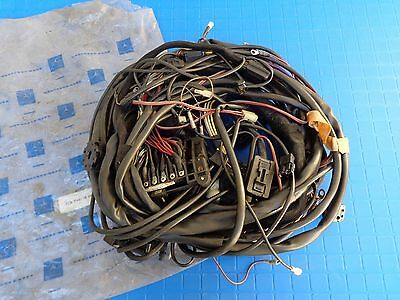 Mercedes Benz W123 280 280C main wiring harness wire cable 1235401805 C123 OEM
